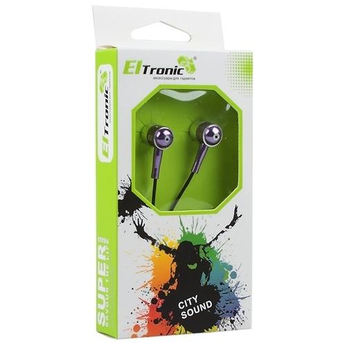 Наушники Eltronic Premium 4417 City Music