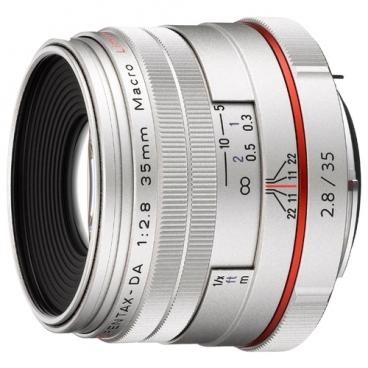 Объектив Pentax DA 35mm f/2.8 Macro Limited HD