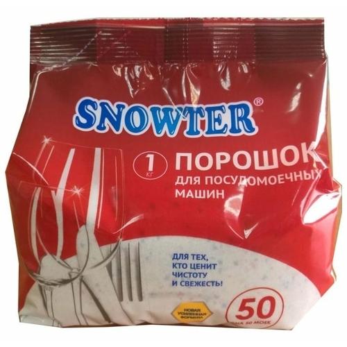 Snowter порошок для посудомоечной машины