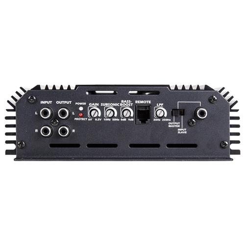 Автомобильный усилитель Kicx Tornado Sound 1500.1