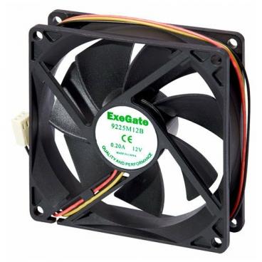 Система охлаждения для корпуса ExeGate 9225M12B