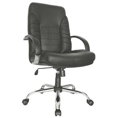 Компьютерное кресло Мирэй Групп Танго хром для руководителя