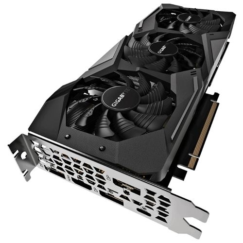 Видеокарта GIGABYTE GeForce RTX 2070 1725MHz PCI-E 3.0 8192MB 14000MHz 256 bit HDMI HDCP GAMING OC