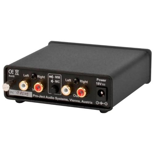 Фонокорректор Pro-Ject Phono Box DC