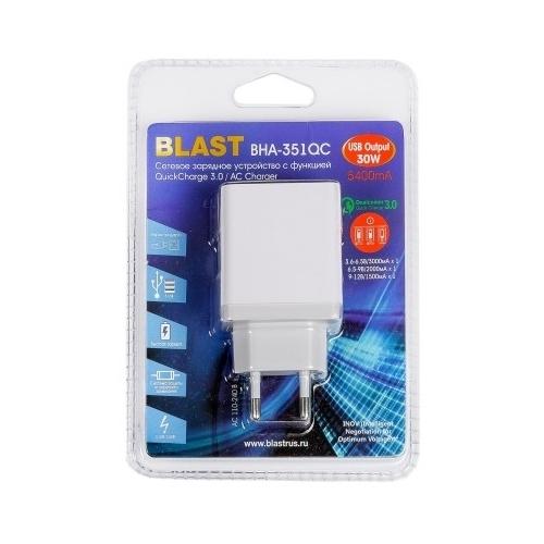 Сетевая зарядка BLAST BHA-351 QC