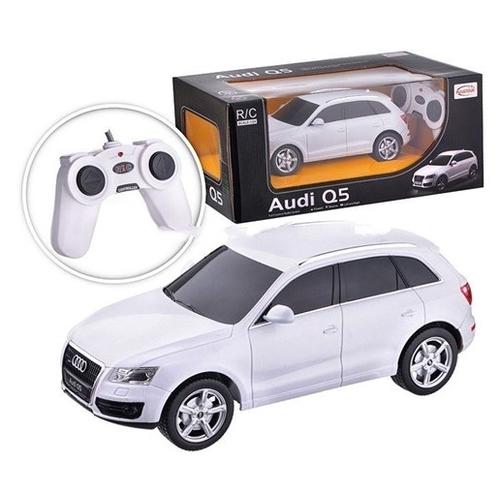 Легковой автомобиль Rastar Audi Q5 (38600) 1:24 19 см