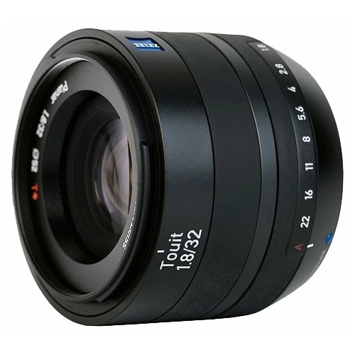 Объектив Zeiss Touit 1.8/32 X-mount