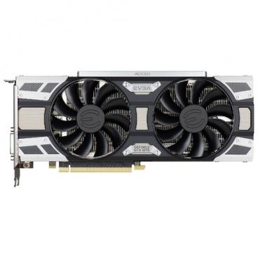 Видеокарта EVGA GeForce GTX 1070 1594Mhz PCI-E 3.0 8192Mb 8008Mhz 256 bit DVI HDMI HDCP