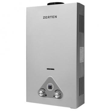 Проточный газовый водонагреватель Zerten S-20