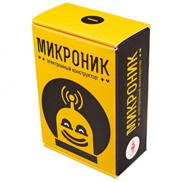 Электронный конструктор Амперка AMP-S016 Микроник
