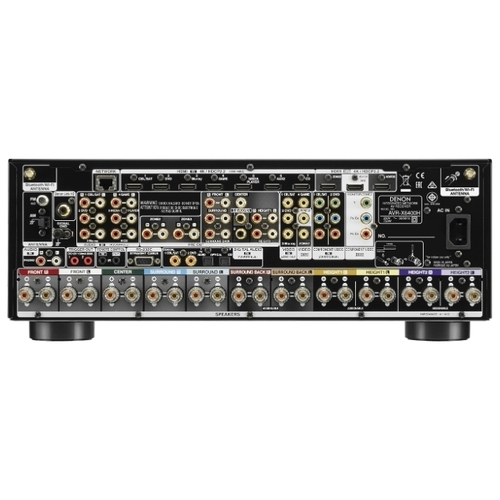 AV-ресивер Denon AVR-X6400H