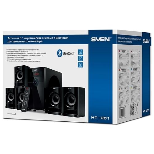 Комплект акустики SVEN HT-201