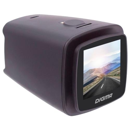 Видеорегистратор Digma FreeDrive 700-GW MAGNETIC, GPS