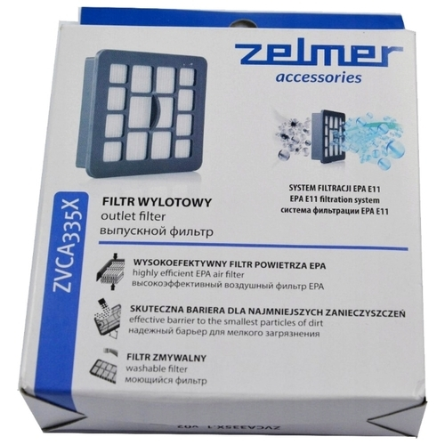Zelmer HEPA-фильтр ZVCA335X