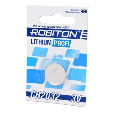 Батарейка ROBITON Lithium Profi CR2032
