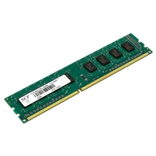 Оперативная память 4 ГБ 1 шт. NCP DDR3 1600 DIMM 4Gb (NCPH9AUDR-16M28)