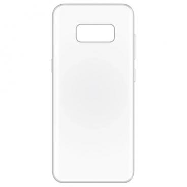 Чехол LuxCase TPU для Samsung Galaxy S8 (прозрачный)