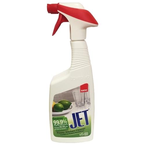Чистящий спрей для кухни Jet Power Sano