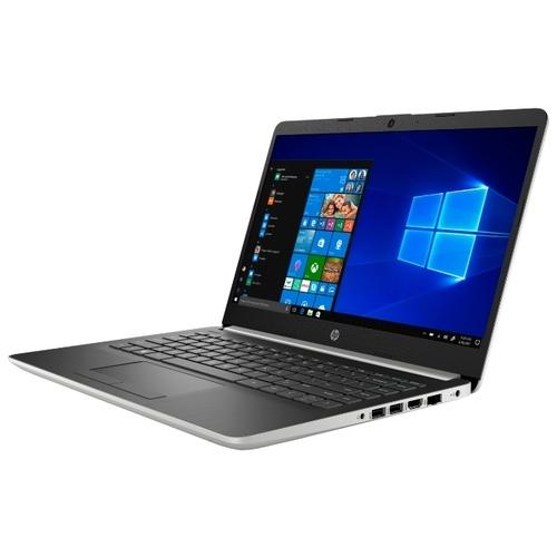 "Ноутбук HP 14-dk0007ur (AMD Athlon 300U 2400 MHz/14""/1920x1080/4GB/128GB SSD/DVD нет/AMD Radeon Vega 3/Wi-Fi/Bluetooth/Windows 10 Home)"