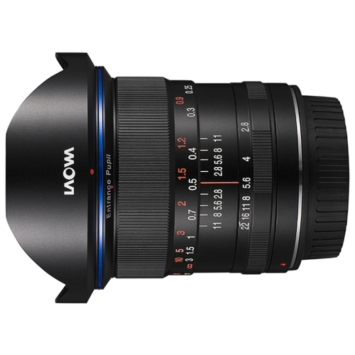 Объектив Laowa 12mm f/2.8 Zero-D Sony E