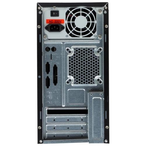 Компьютерный корпус JNC AJA N1802 400W Black/silver