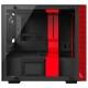 Компьютерный корпус NZXT H200i Black/red