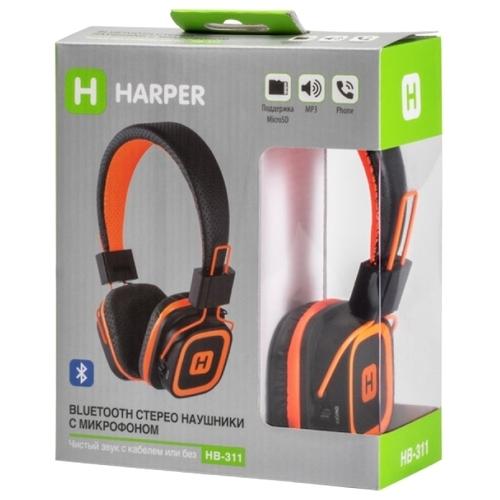 Наушники HARPER HB-311