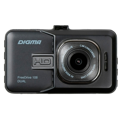 Видеорегистратор Digma FreeDrive 108 DUAL