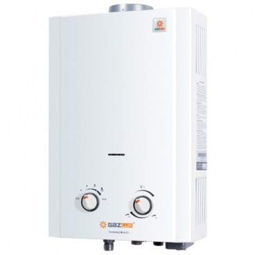 Проточный газовый водонагреватель Gazlux Economy W-6-C1 (101001)