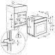 Электрический духовой шкаф AEG BCR 742350 B
