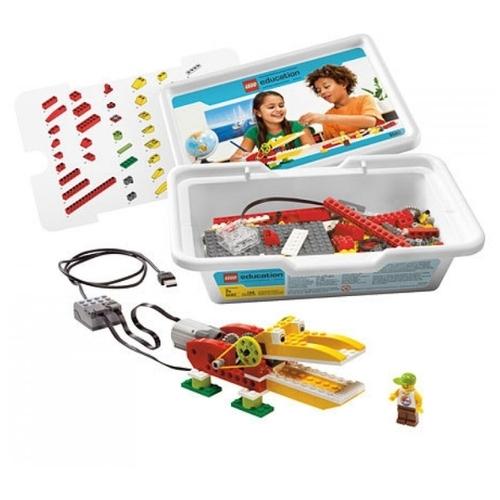 Электромеханический конструктор LEGO Education WeDo Строительный набор 9580