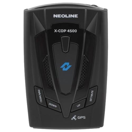Радар-детектор Neoline X-COP 4500