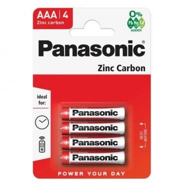 Батарейка Panasonic Zinc Carbon AAA/R03