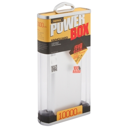 Аккумулятор Remax Vanguard PowerBox 10000 mAh
