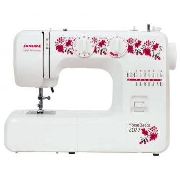Швейная машина Janome HomeDecor 2077
