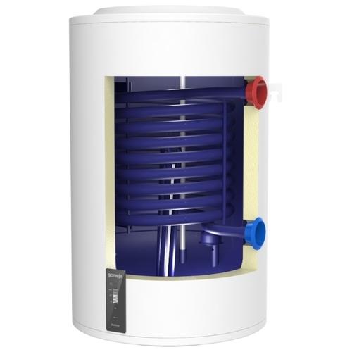 Накопительный комбинированный водонагреватель Gorenje GBK 80 OR RNB6/LNB6