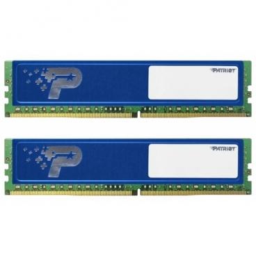 Оперативная память 8 ГБ 2 шт. Patriot Memory PSD416G2400KH CL 16