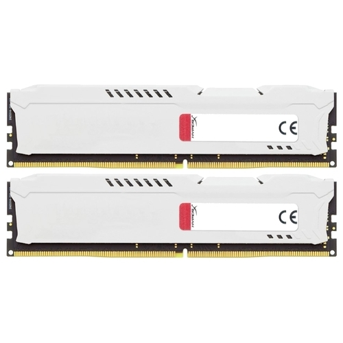 Оперативная память 8 ГБ 2 шт. HyperX HX424C15FW2K2/16