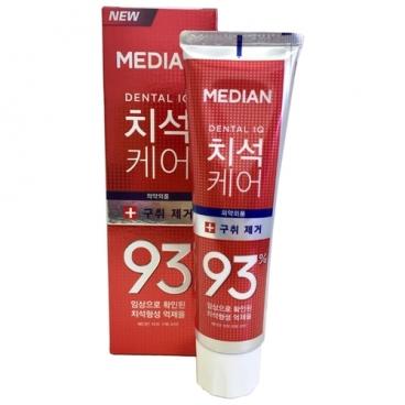 Зубная паста MEDIAN Dental IQ 93% Remove Bad Breath