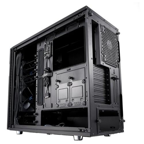 Компьютерный корпус Fractal Design Define R6 USB-C Blackout Edition Black