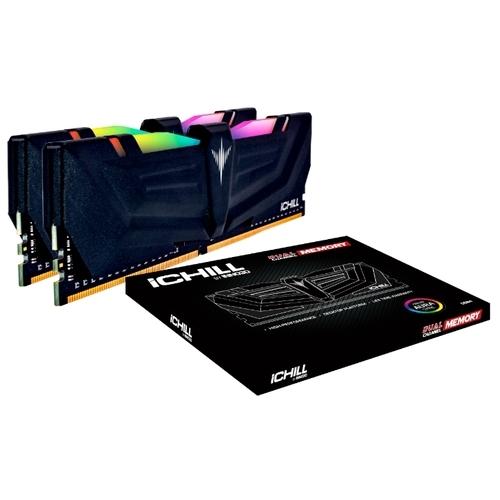 Оперативная память 8 ГБ 2 шт. INNO3D ICHILL RGB RCX2-16G4000A