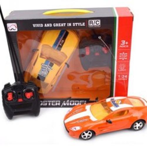 Машинка Наша игрушка 83-5 1:18