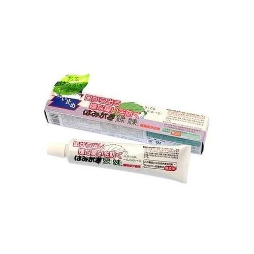 Зубная паста Fudo Kagaku Рэкурэн для защиты от кариеса и зубного камня отбеливающая с растительными экстрактами