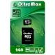 Карта памяти OltraMax microSDHC Class 4 + SD adapter