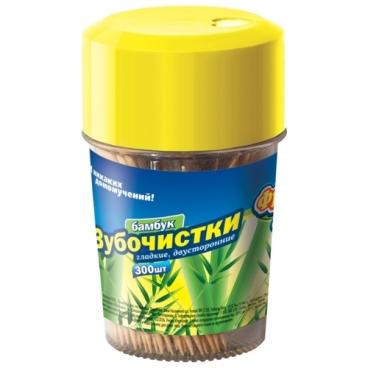 Фрекен БОК зубочистки бамбук