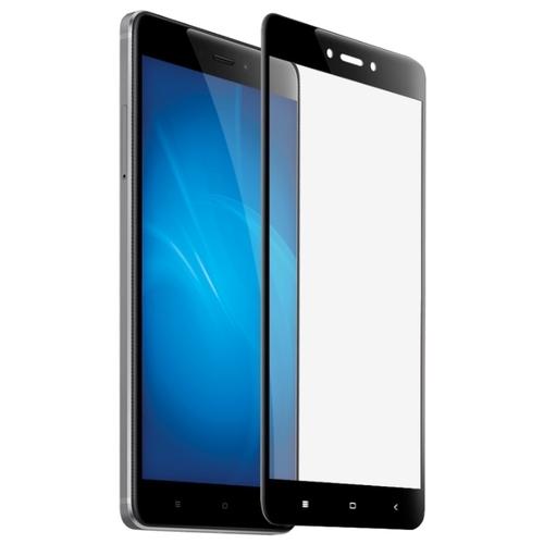 Защитное стекло DF xiColor-12 для Xiaomi Redmi 4X