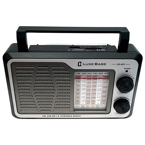 Радиоприемник LuxeBass LB-A23