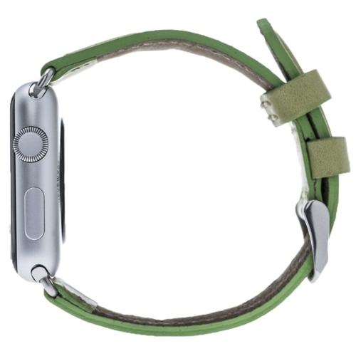 Burkley Кожаный ремешок G16 для Apple Watch 42/44 mm