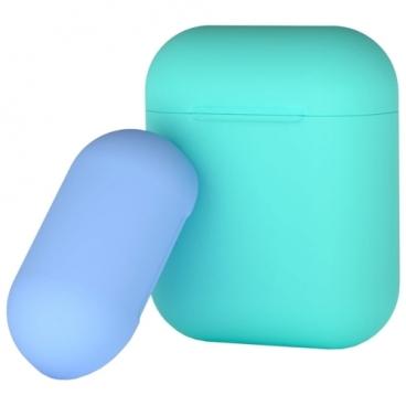 Чехол Deppa для AirPods двухцветный