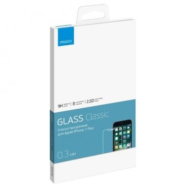 Защитное стекло Deppa GLASS 62032 для Apple iPhone 7 Plus/8 Plus